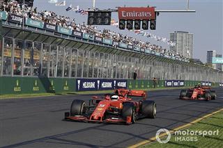 Провал в Австралії змусив Ferrari чухати потилицю