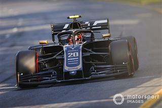 Швидкість Грожана в Австралії надихнула Haas попри провальний піт-стоп