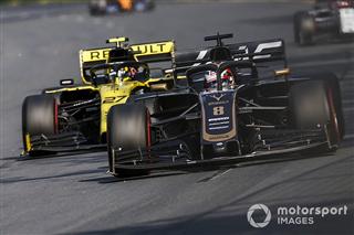 Сайнс: Haas може відірватись від середньої групи на півсекунди
