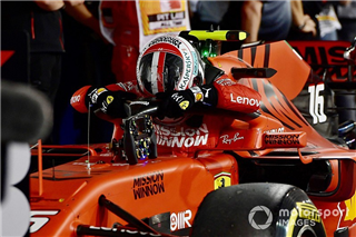 Ferrari: Проблеми у Леклера не стосувалися MGU-H