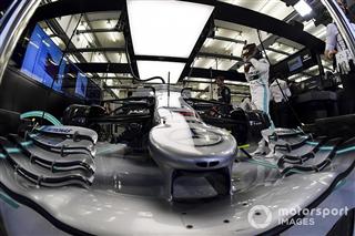 Технічний вердикт: оновлення, які допомогли Mercedes перемогти в Бахрейні