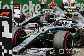 Феттель: Ferrari ще не скоро наздожене Mercedes