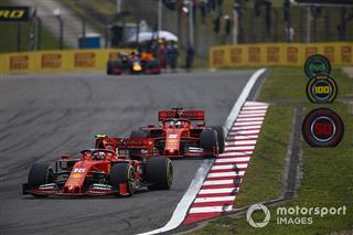 Ferrari: Командний ордер ми використали не задля Феттеля