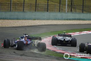 Покарання Квята було «невиправданим» - Toro Rosso