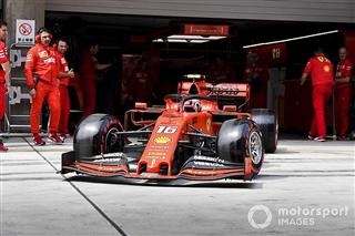 Ferrari представить перші значні оновлення боліда Ф1 в Баку