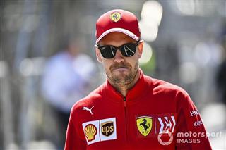 Феттель назвав поведінку машини Ferrari «неприродною»