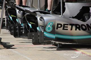 Перший погляд: оновлення Mercedes на Гран Прі Іспанії