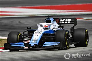 Расселл втратить п'ять позицій на стартовій решітці Гран Прі Іспанії