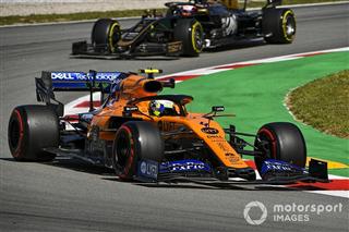Норріс: Регламент 2019 року розкрив сильні й слабкі сторони команд Формули 1