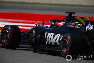 Грожан: У Барселоні Haas на одному рівні з Red Bull