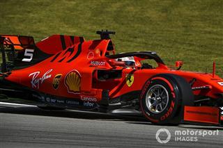 Феттель назвав проблеми Ferrari
