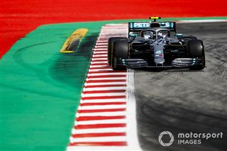 Гран Прі Іспанії: Боттас не залишив шансів Хемілтону у боротьбі за поул