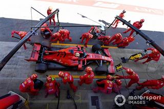 Ferrari змикає ряди: Бінотто має повну підтримку генерального директора компанії