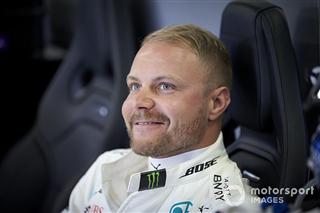 Боттас розважився з WRC - провів тести з новим Ford Fiesta MK8 R5 команди M-Sport!