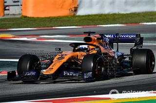 McLaren знайшла причину проблем на третьому секторі в Барселоні