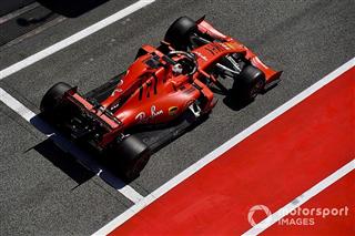 Ferrari оцінили нові концепції для боліда Ф1 2019 року