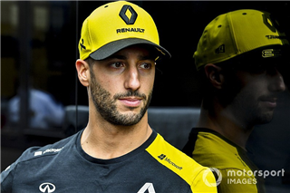 Ріккардо заявив про свій позитивний вплив на Renault