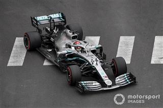 Гран Прі Монако: Хемілтон на мить випередив Ферстаппена у першій практиці