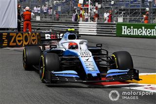 Кубіца: Монако ще більше висвітлило проблеми Williams