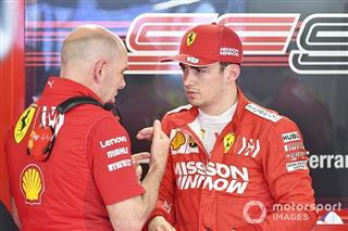 Леклер забажав пояснень від Ferrari щодо стратегії у Q1