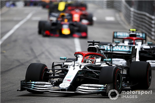 Гран Прі Монако: Хемілтон стримав Ферстаппена та переміг у гонці
