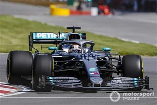 У Mercedes пояснили природу проблем на боліді Хемілтона