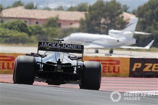 Грожан отримає оновлену підвіску Haas після сходу у Франції