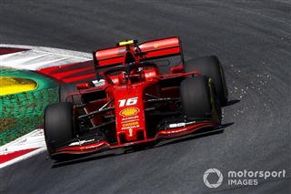 Вольфф поставив під сумнів «ризиковану» шинну стратегію Ferrari