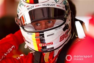 Феттель пропустив фінал кваліфікації в Австрії через проблеми з тиском двигуна