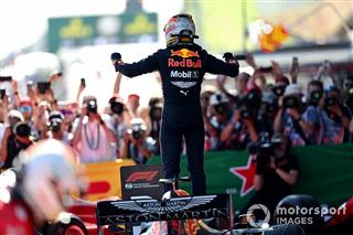 Гран Прі Австрії: гоночний день у світлинах