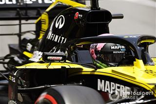 Renault зробила агресивний вибір шин на ГП Великої Британії