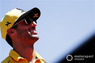 Ріккардо розповів, чому не може замінити Феттеля у Ferrari у 2020 році