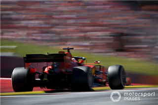 Ferrari не очікує, що Сільверстоун підійде її боліду