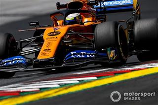 Зайдль «підштовхнув» McLaren до нової аеродинамічної труби