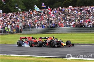 Гран Прі Великої Британії: гоночний день у світлинах