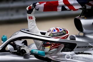 Статистика Гран Прі Великої Британії: 80-та перемога Хемілтона та рекордний піт-стоп Red Bull