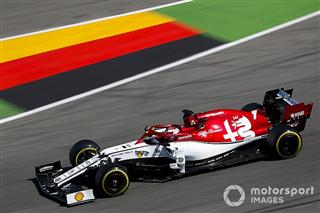 Alfa Romeo під загрозою дискваліфікації на Гран Прі Німеччини