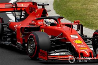 Бінотто: Ferrari збільшила притискну силу своєї машини Ф1 2019 року