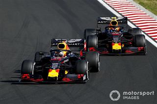 Ферстаппен про зміни в Red Bull: Особисто мені байдуже