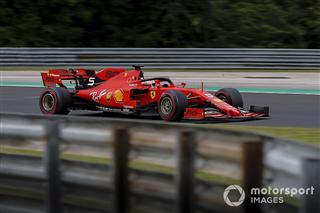 Ferrari: Немає сенсу припиняти розвиток поточного боліда Ф1