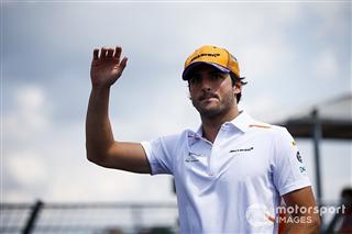 Сайнс ще не повністю освоївся у McLaren