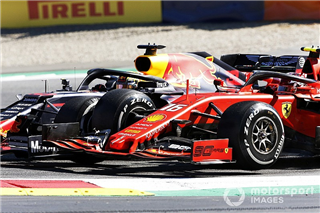 Ф1 ризикувала відмовитися від принципів перегонів в Австрії - Хорнер