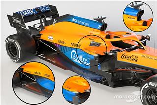 Технічний аналіз: 3 найважливіші деталі нового боліду McLaren
