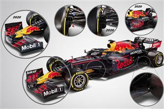 Аналіз: чим новий болід Red Bull відрізняється від попереднього