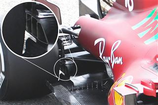 Технічний аналіз: Ferrari знайшла нове рішення у ділянці дифузора