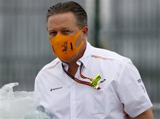 Директор McLaren: Ми могли заблокувати перехід Сайнса у Ferrari