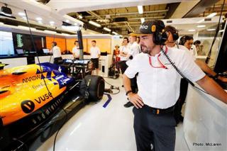 Алонсо: Не виключаю повернення у Формулу-1