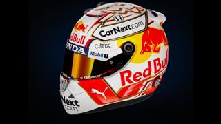 Red Bull показав новий шолом Ферстаппена