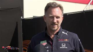 Хорнер: Ми були готові перемогти Гамілтона, але програти гонку