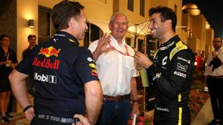 Марко розповів, як затягнув Йоса Ферстаппена у Формулу-1